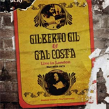 Gilberto Gil & Gal Costa Live In London - Nov 26th 1971